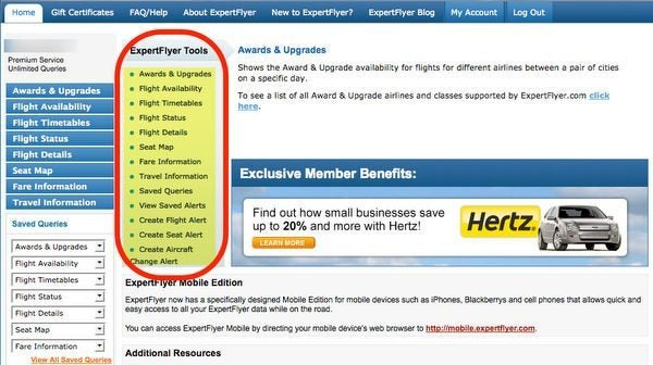 Use ExpertFlyer Like A Pro Part 1 Introduction To ExpertFlyer