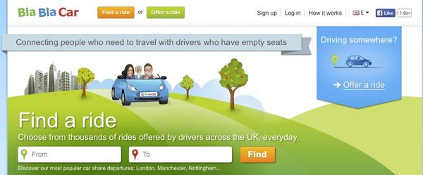 Will Using BlaBlaCar In Europe Save You Money Time