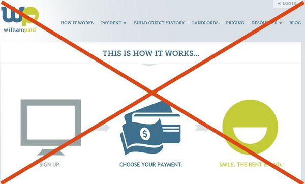 WilliamPaid Closing, Alternatives to Getting Points Paying Rent With Credit Cards