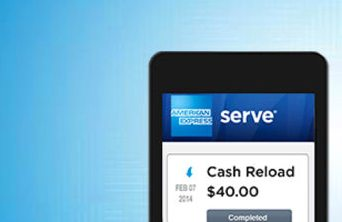 AMEX Serve Will No Longer Accept MasterCard, Visa, Discover for Credit Card Loads