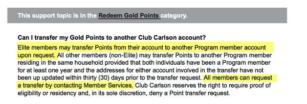 Can You Get The Sign-Up Bonus For The Club Carlson Card Again Share The Stay 2 Nights Get 1 Free Perk