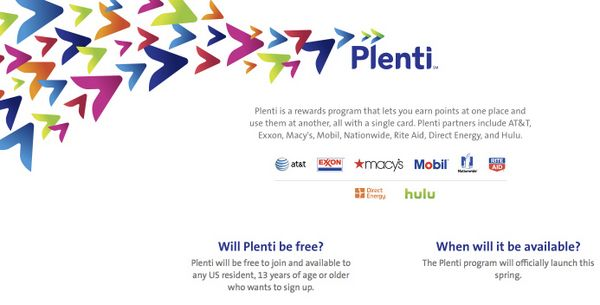 Coming Soon Triple Dip Savings With Plenti Points