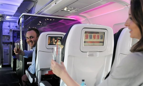 How To Earn And Use Virgin America Points Part 2 Earning Virgin America Points
