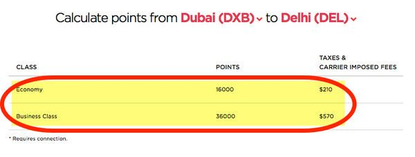 How To Earn And Use Virgin America Points Part 6 Using Virgin America Points On Partners Emirates