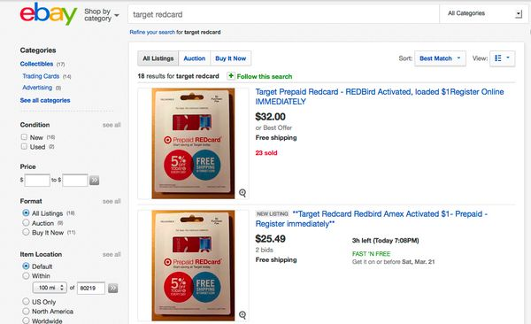 How To Get A Target Prepaid REDCard If Its Not Available In Your State