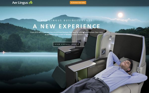 Is New Aer Lingus Business Class To Europe A Good Deal With British Airways Avios Points