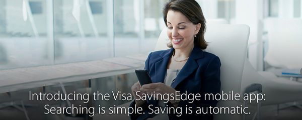 New Visa SavingsEdge App Could Save You Money on Travel