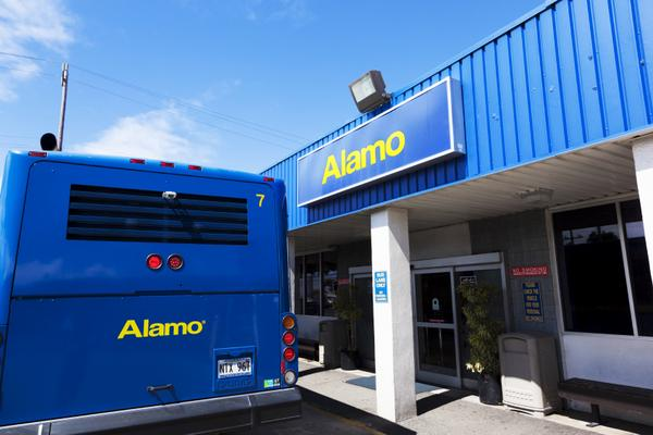 Today Only: Save on Alamo Car Rentals