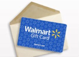 $200 Walmart Gift Cards Winners!