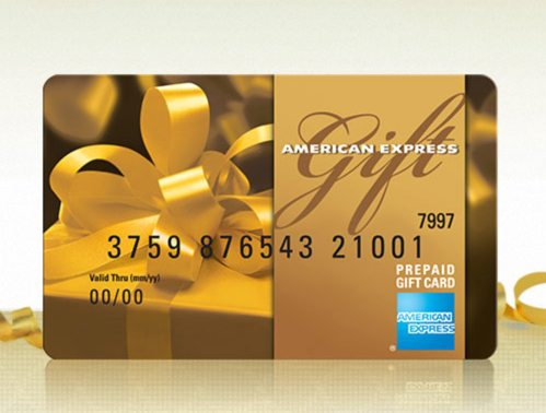$200 in American Express Gift Cards Winners!