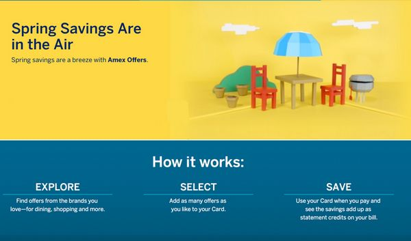 4 New AMEX Offers: $100 Off Emirates Flights, $20 at Amazon, Save Money on Mother's Day Gifts