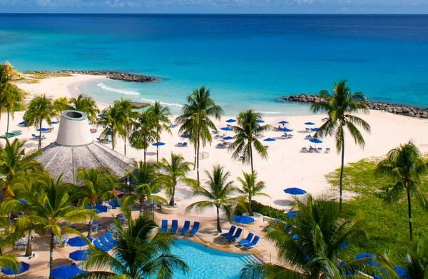 5 Beautiful Caribbean Hotels Where You Can Stay 2 Free Nights With The Hilton Reserve Card