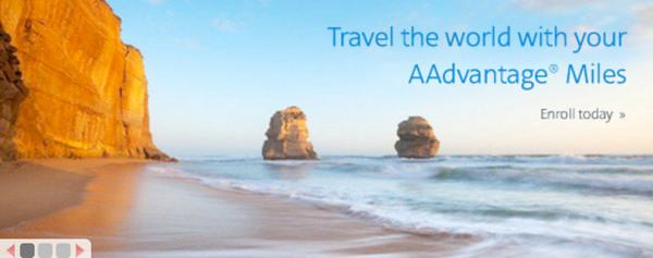 Blog Giveaway 20,000 American Airlines Miles