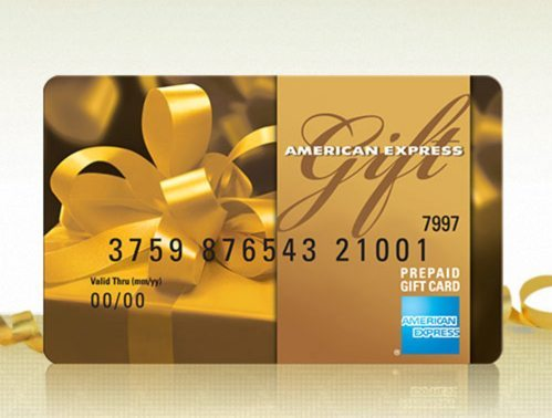 Blog Giveaway 200 In American Express Gift Cards