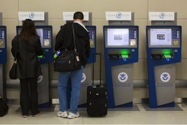 Can You Use the Global Entry Statement Credit You Get With Certain Cards for Someone Else's Application?