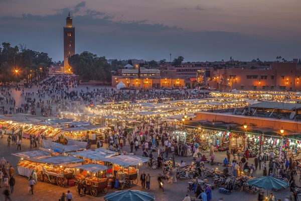 Cheap Flights: Round-Trip to Morocco (~$567) & Los Angeles or San Francisco to Southeast Asia ($586)!