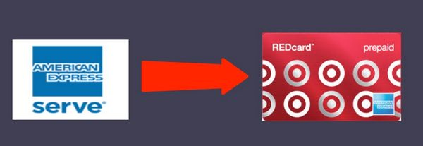 Everything You Need to Know Before You Switch From AMEX Serve to the Target Prepaid REDcard!