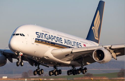 New Chase Ultimate Rewards Partner: Singapore Airlines