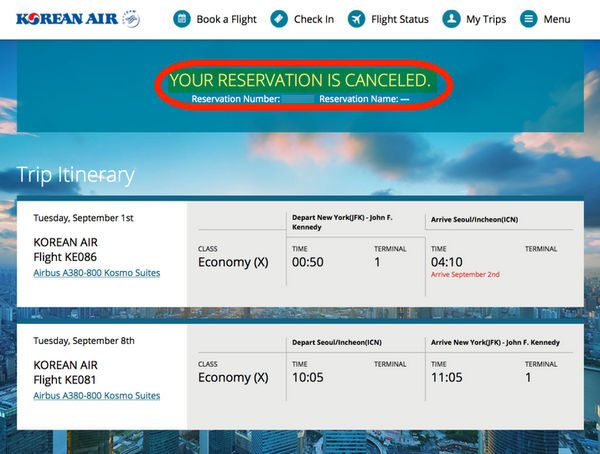 How To Redeem Korean Air Miles Part 1 Award Flights On Korean Air