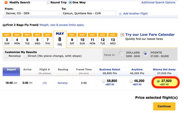 How Will Southwest's New Award Pricing Impact You