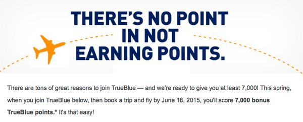 News You Can Use 7,000 JetBlue Points Free Movie Ticket With Visa 500 Easy Southwest Points More