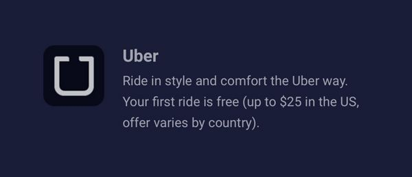 News You Can Use Free Uber Ride Save 75 At Hotels Last Day To Load Serve With Non AMEX More