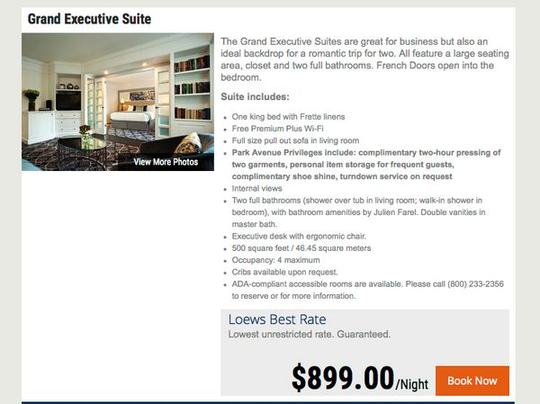 Reminder Save Money On Luxury Stays At Loews Hotels And Resorts Today Only