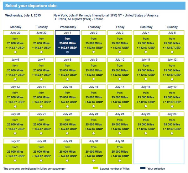 Where Will You Go In Europe This Summer For Less With Flying Blue Promo Awards