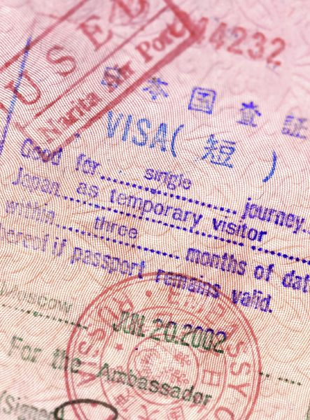World Travel 101: Part 2 Travel Documents