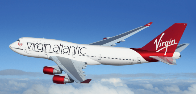 22,000 Membership Rewards Points & ~$400 for Round-Trip New York to London on Virgin Atlantic
