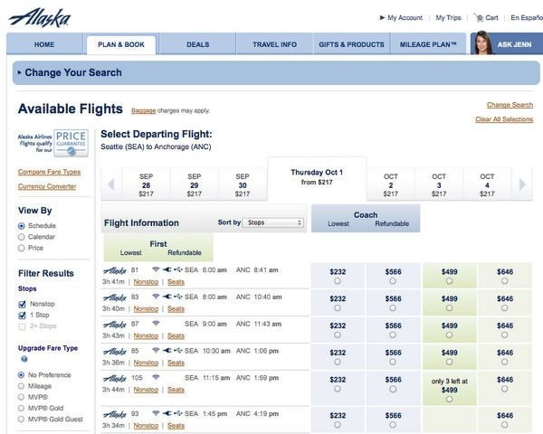 Better Offer For Alaska Airlines Card 25,000 Miles 100 Statement Credit