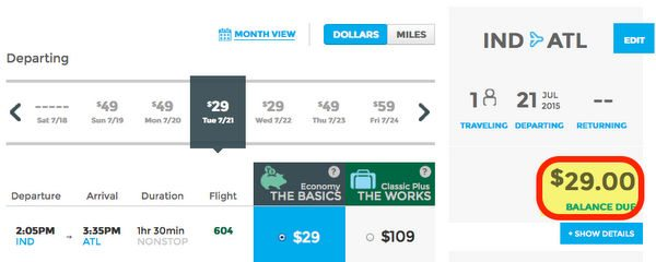 Book By Tomorrow Frontier Airlines 29 Sale