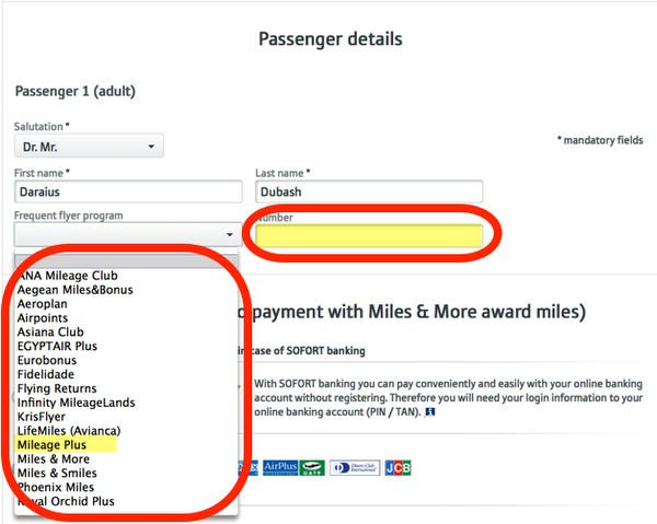 Don't Waste Miles Flown On Other Airlines Credit Them To Your Favorite Frequent Flyer Program