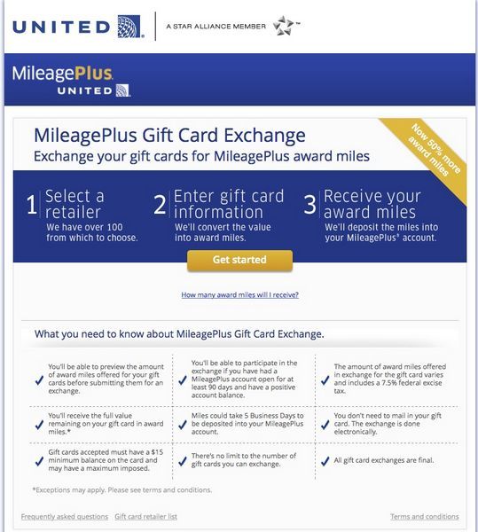 How To Get Gift Cards With Your Points