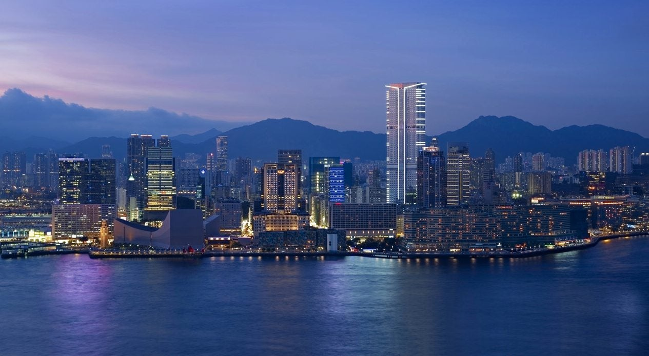 The InterContinental Hong Kong and Hyatt Regency Tsim Sha Tsui Are Both Located in Kowloon