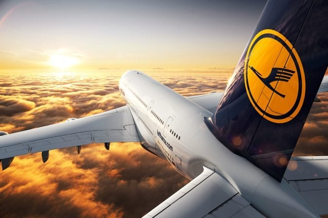 Reminder:  Last Week to Get 50,000 Points With the Lufthansa Barclaycard