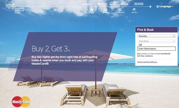 News You Can Use Save At Starwood Hotels 20 Off Visa Gift Cards 5 Off Uber More