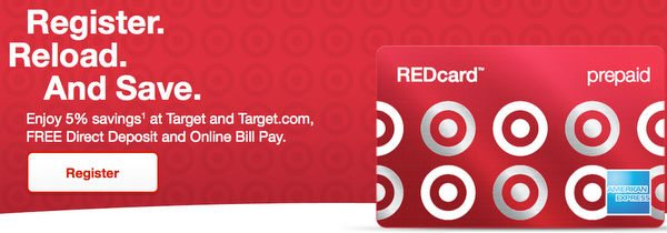 No More Credit Card Loads With Target REDcard Starting Tomorrow
