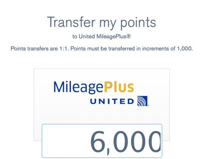 The New Way To Transfer Chase Ultimate Rewards Points To Airline And Hotel Partners For Big Travel