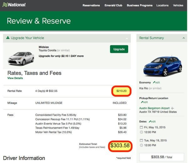 The Sneaky Way To Save Money On 1 Way Car Rentals