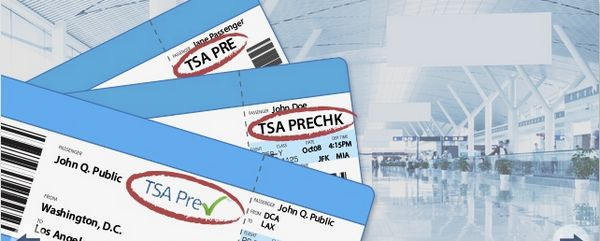 Trick To Using Faster TSA PreCheck Lane On Budget Airlines