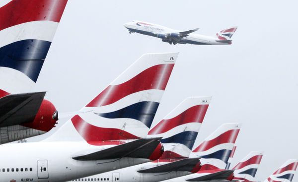 10000 British Airways Avios Points Winners