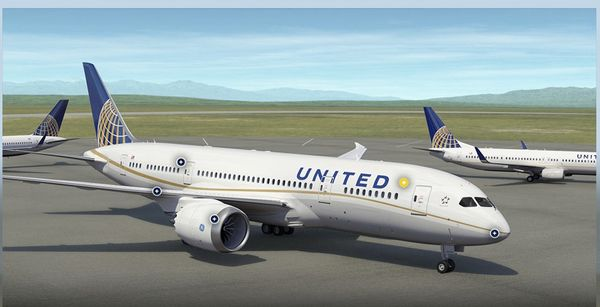 200 In United Airlines Gift Certificate Winners