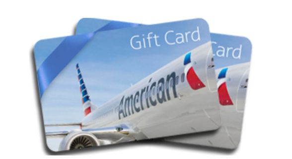 Blog Giveaway: $200 in American Airlines Gift Cards!