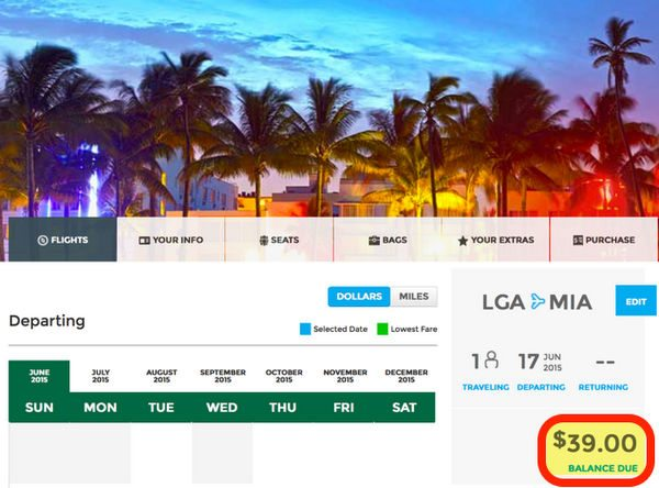 Frontier Airlines Last Minute Sale Flights From 19 1 Way