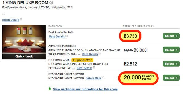 How To Get Longer Hotel Stays With The 50,000 Point Citi Hilton Visa