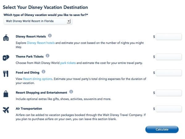 Is It A Good Idea To Save For Your Disney Trip Using A Disney Vacation Account
