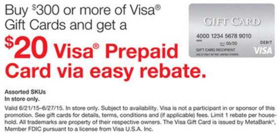 News You Can Use 20 Off Visa Gift Cards Save 60 At Hotels.com 5,000 Bonus Hilton Points More
