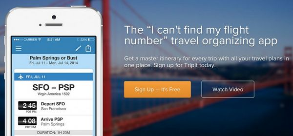 Organize Your Travel Plans With TripIt Pro To Save Time And Possibly Money