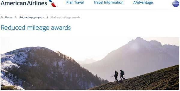 Save Miles This Summer With American Airlines Reduced Mileage Awards